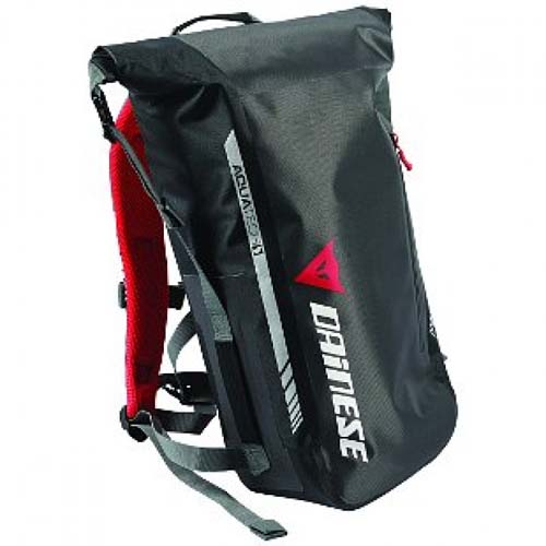 D-ELEMENTS BACKPACK STEALTH-BLACK DAINESE