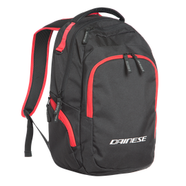 D-QUAD BACKPACK BLACK/RED DAINESE