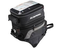 TANK BAG KAPPA DOUBLE 30>40LIT (TK749) LH201