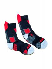 D-CORE MID SOCK BLACK RED DAINESE 5ea01994cc0