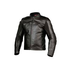 RAZON LEATHER JACKET DAINESE BLACK