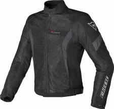 AIR CRONO TEX JACKET DAINESE BLACK/BLACK/DARK-GULL-GRAY