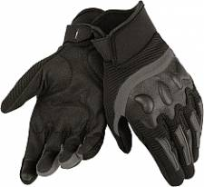 AIR FRAME UNISEX GLOVES BLACK/BLACK DAINESE