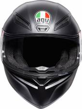 ΚΡΑΝΟΣ  K1 AGV E2205 SOLID MATT BLACK
