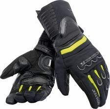 SCOUT 2 UNISEX GORE-TEX GLOVES BLACK/FLUO-YELLOW/BLACK