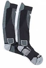 D-CORE HIGH SOCK BLACK/ANTHRACITE DAINESE