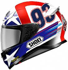 ΚΡΑΝΟΣ SHOEI NXR INDY MARQUEZ TC2