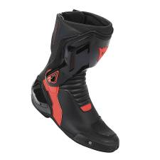 NEXUS BOOTS DAINESE BLK/FLUO-RED