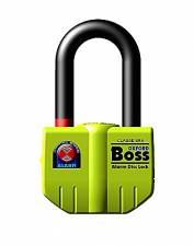 BIG BOSS ALARM DISC LOCK OXFORD