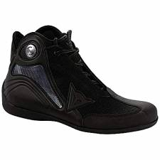 DAINESE SHORT SHIFT SHOES BLK/RED