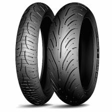 Michelin Pilot Road 4 180/55-17 73W Rear