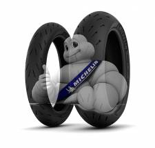 Michelin Power RS 190/50-17 73W Rear