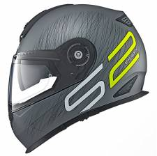 ΚΡΑΝΟΣ SCHUBERTH S2 SPORT DRAG YELLOW