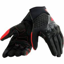X-MOTO GLOVES DAINESE BLACK/FLUO/RED