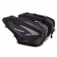 SADDLE BAGS SPRINT BLK/ANTHRACITE