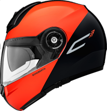 ΚΡΑΝΟΣ SCHUBERTH C3 PRO split orange