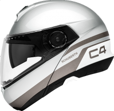 ΚΡΑΝΟΣ SCHUBERTH C4 PULSE SILVER