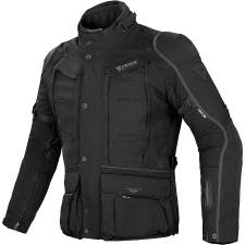 D-EXPLORER GORE-TEX JACKET BLK/BLK/DARK-GULL-GRAY DAINESE