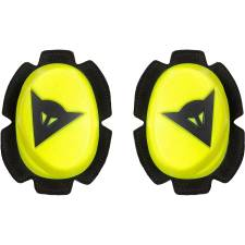 PISTA KNEE SLIDER FLUO-YELLO/BLACK DAINESE