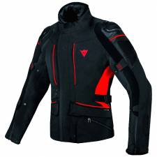 D-CYCLONE GORE-TEX JACKET  BLACK/BLACK/RED