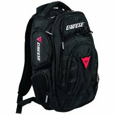 D-GAMBIT BACKPACK STEALTH-BLACK DAINESE