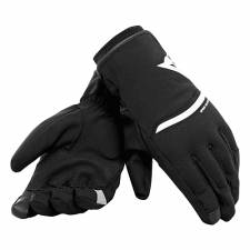 PLAZA 2 UNISEX D-DRY GLOVES BLACK DAINESE