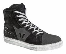 STREET BIKER D-WP SHOES BLACK/ANTHRACITE