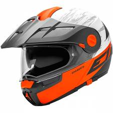 ΚΡΑΝΟΣ SCHUBERTH E1 CROSSFIRE ORANGE