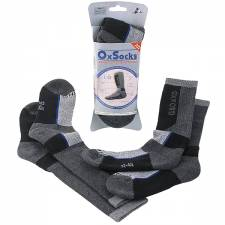 OXFORD OXSOCKS 2 PACK L