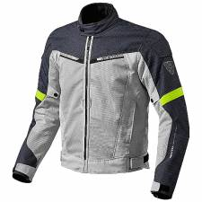 JACKET REVIT AIRWAVE 2 SILVER/YELLOW NEON