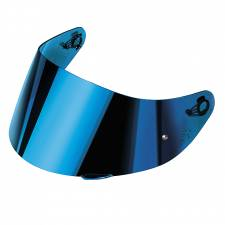 AGV VISOR K1 (ML-L-XL-XXL)-PLK IRIDIUM BLUE