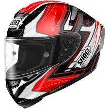 ΚΡΑΝΟΣ SHOEI X-SPIRIT 3 ASSAIL RED